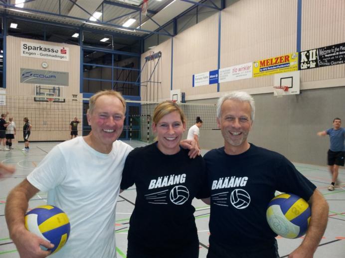 Vorstand Volleyball Gottmadingen
